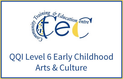 QQI-Level-6-Early-Childhood-Arts-Culture-6N1936 | QQI 6 Childcare programme at CTEC Wexford
