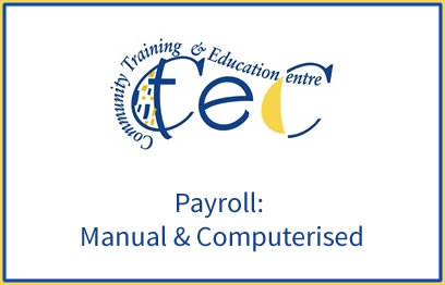 Payroll-Manual-Computerised | Business Courses at CTEC Wexford