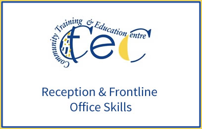 Reception-frontline-Office-Skills | Business Courses at CTEC Wexford